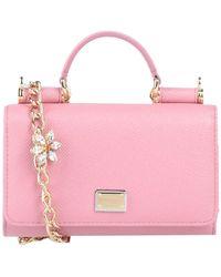 Dolce & Gabbana Borsa a mano - Rosa
