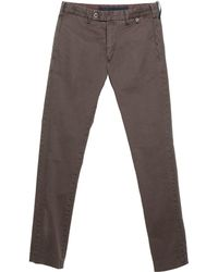 AT.P.CO Casual Trousers - Brown