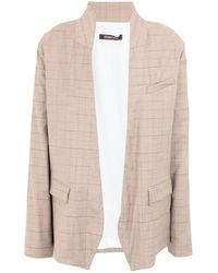 TRUE NYC Suit Jacket - Natural