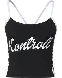Kappa Kontroll Top - Black