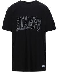 Stampd T-shirt - Black