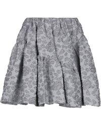 ANAЇS JOURDEN Mini Skirt - Black