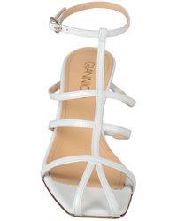 Giannico Sandals - White