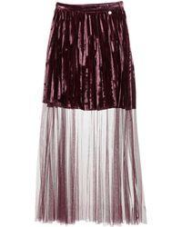 Relish Long Skirt - Multicolour