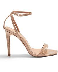 TOPSHOP Sandals - Natural