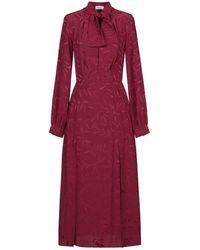 Raquel Diniz Long Dress - Red