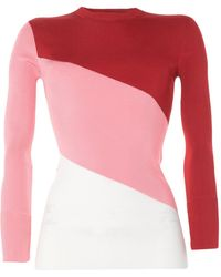 Peter Do Sweater - Red