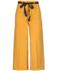 Beatrice B. Trouser - Yellow