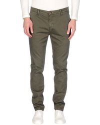 Yan Simmon - Casual Pants - Lyst