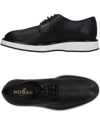 Hogan Stringate - Nero