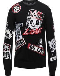 Dolce & Gabbana Pullover - Nero