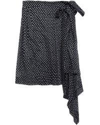 Vivienne Westwood Anglomania Jupe midi - Noir