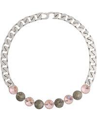 Fendi - Necklace - Lyst