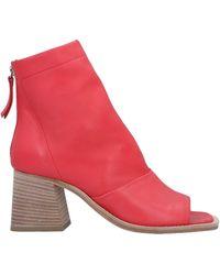 Vic Matié Ankle Boots - Pink