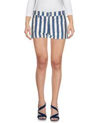 The Seafarer - Denim Shorts - Lyst