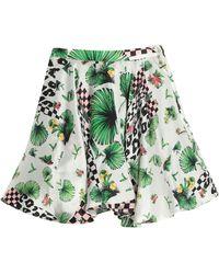 Versus Mini Skirt - White