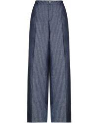 40weft Trouser - Blue