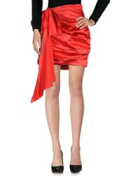 Redemption - Knee Length Skirt - Lyst