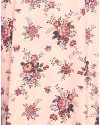 Liberty Long Dress - Pink