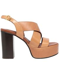 See By Chloé Kirsten City Sandals - Lyst