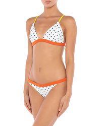 RYE SWIM Bikini - White