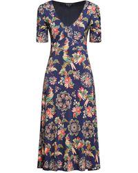 Desigual - Knee-length Dress - Lyst