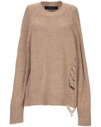 FEDERICA TOSI - Pullover - Lyst
