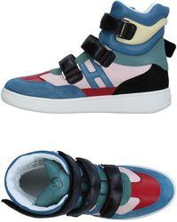 Katie Grand Loves Hogan Sneakers - Blu