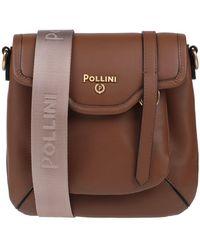 Pollini Cross-body Bag - Brown