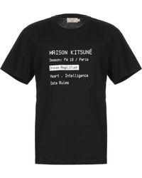 Maison Kitsuné T-shirt - Noir
