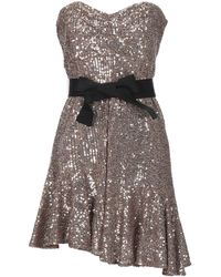 SADEY WITH LOVE Short Dress - Multicolour