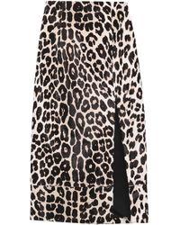 16Arlington 3/4 Length Skirt - White