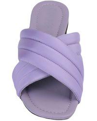 Camper Sandales - Violet