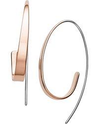 Skagen Earrings - Metallic