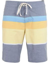 Reef Beach Shorts And Trousers - Blue