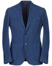 Eddy & Bros Suit Jacket - Blue