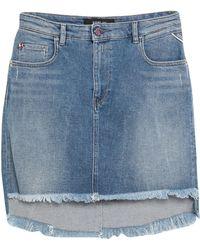 Replay Denim Skirt - Blue