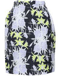 Nina Ricci Midi Skirt - Multicolour