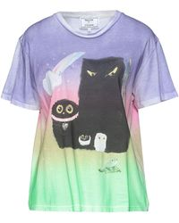 Paul & Joe T-shirt - Multicolore