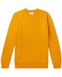 President's Sweatshirt - Yellow