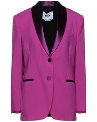 MSGM - Suit Jacket - Lyst