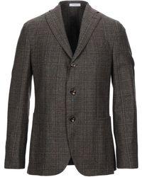 Boglioli Suit Jacket - Multicolour