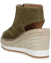 Kanna Ankle Boots - Green