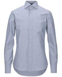 Zanetti 1965 Shirt - Grey