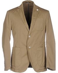 Brooksfield Suit Jacket - Natural