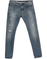 People (+) People Denim Pants - Blue