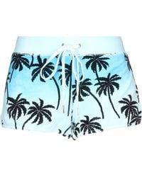 Juicy Couture Shorts - Blue