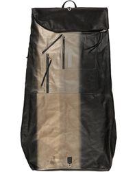 Rick Owens Travel Duffel Bags - Black