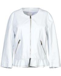 Motel Jacket - White