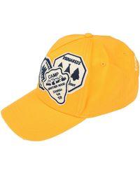 DSquared² Sombrero - Amarillo